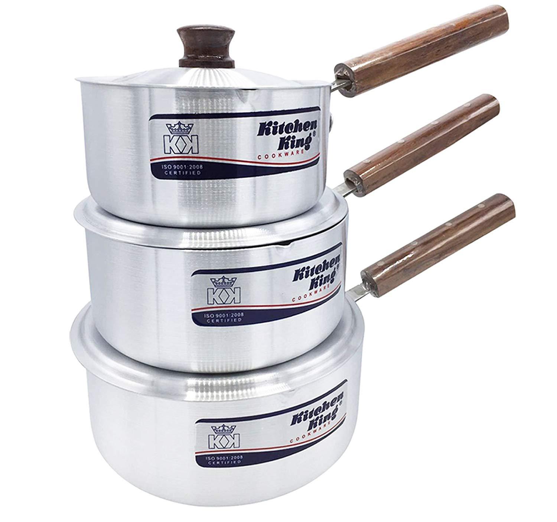 6pc Saucepan Pan SET